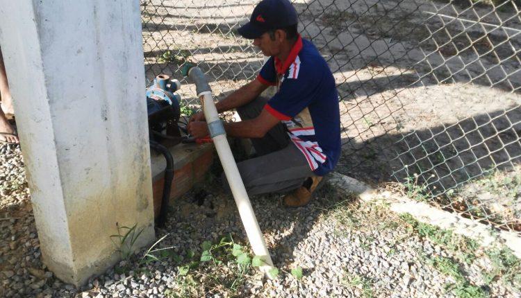 Prefeitura de Caetité realiza recuperação de bombas nos poços da Zona Rural