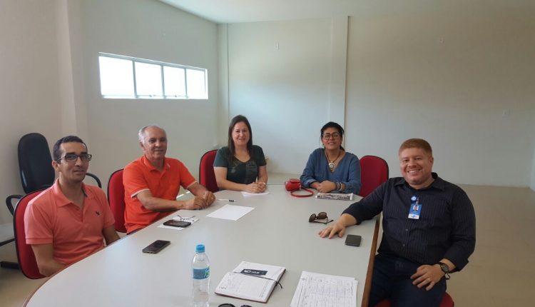 Representantes do Sebrae discutem com a Vice-Prefeita Jaquele Fraga parcerias para geração de emprego e renda