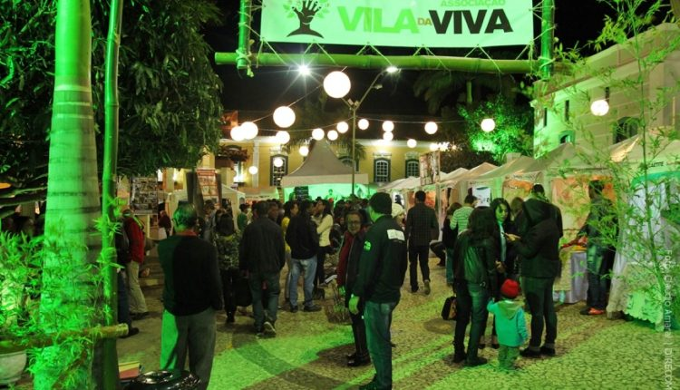 Visite a Vila da Associação Viva na Festa de Sant'Ana