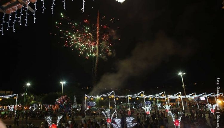 Abertura do Natal Luz Caetité emociona e encanta público
