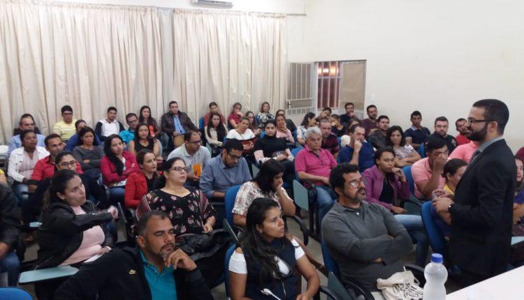 Prefeitura de Caetité promoveu palestra com líderes empreendedores