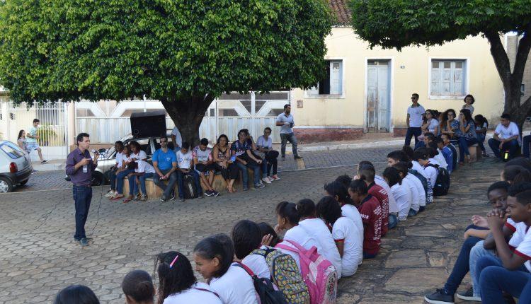 Caetité recebeu o projeto Rota da Independência da Fundação Pedro Calmon