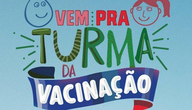 Caetité está em Campanha de Vacinação contra a Poliomielite e Sarampo