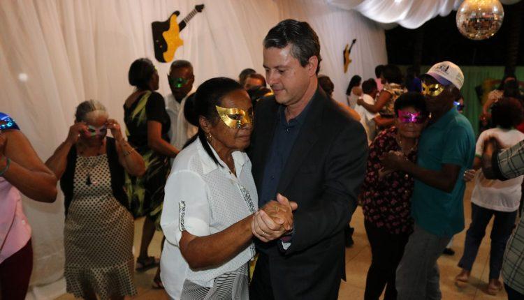 Secretaria de Desenvolvimento Social realizou confraternização do Serviço de Convivência dos Idosos