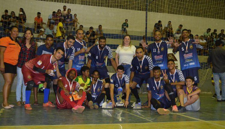 Barcelona é campeão da Copa Caetitense de Futsal 2018