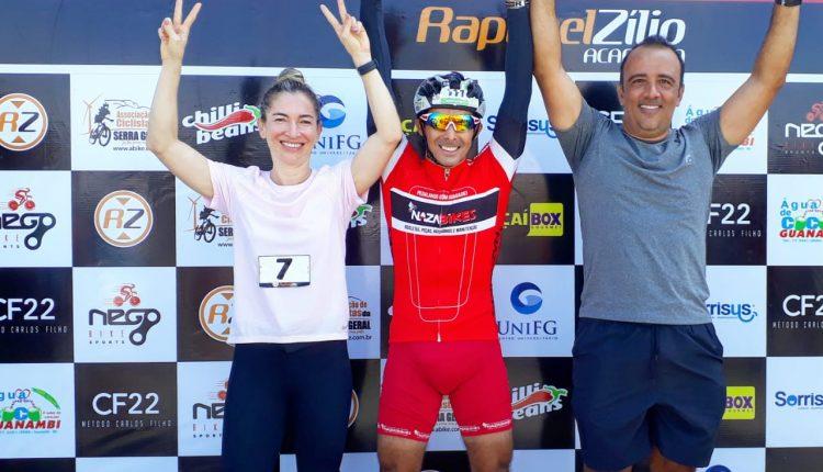 Atletas caetiteenses são destaques em competições de ciclismo, mountain bike e triathlon