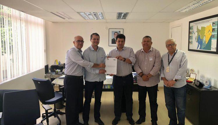 Assinado contrato de prestação dos serviços de abastecimento e saneamento entre Embasa e Prefeitura de Caetité