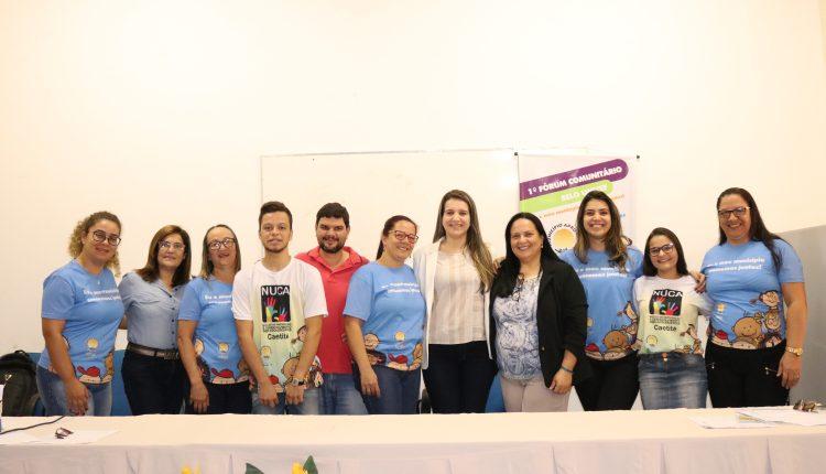 Caetité realizou reunião intermediária de acompanhamento do Selo Unicef