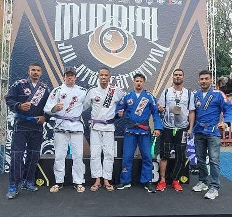 Atletas caetiteenses brilham em Campeonato Mundial de Jiu Jitsu realizado em São Paulo