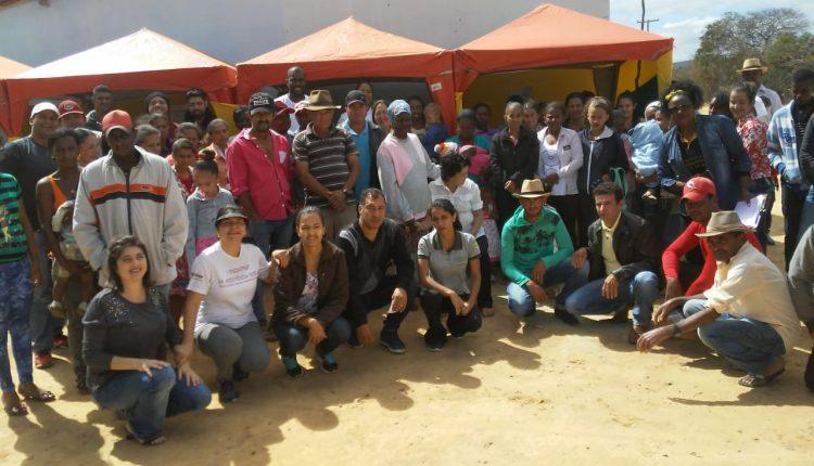 Prefeitura de Caetité realiza Plantão Social na Comunidade Lagoinha da Cobra