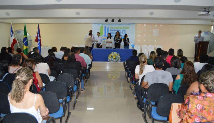 VI Seminário Baiano de Educação Integral realizado em Caetité discutiu os rumos da educação no Brasil