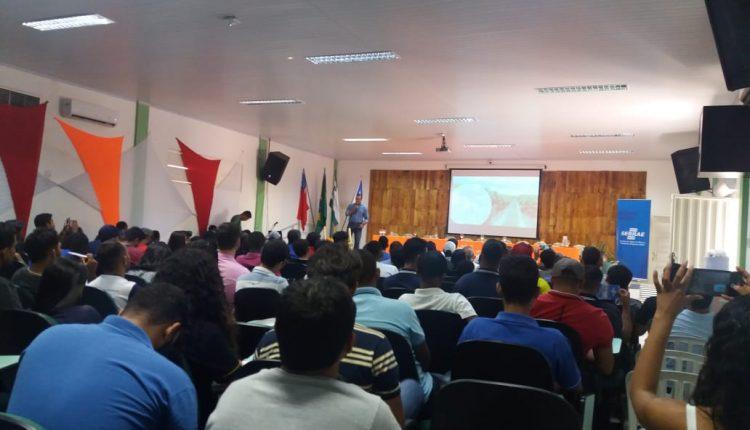 Secretaria Municipal de Desenvolvimento Econômico de Caetité participa de Seminário Regional de Fruticultura