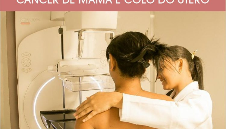 Caetité recebeu carreta de Rastreamento do Câncer de Mama e Colo do Útero
