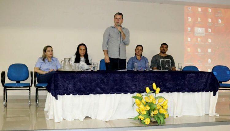 Prefeitura de Caetité realiza Audiência Pública para Avaliação do Plano Municipal de Educação