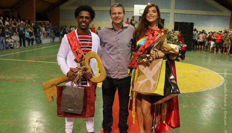 Rei Momo e Rainha do Carnaval da Diversidade e Lavagem da Esquina do Padre 2020 são escolhidos