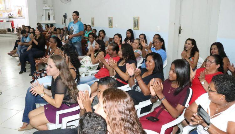 Prefeitura de Caetité conclui curso de salgados no povoado de Santa Luzia