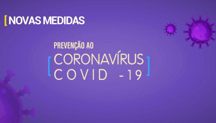 Prefeitura de Caetité emite decreto com novas medidas de combate ao coronavírus