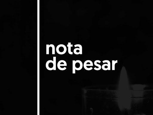 Nota de pesar pelo falecimento de Lely Soares Borges